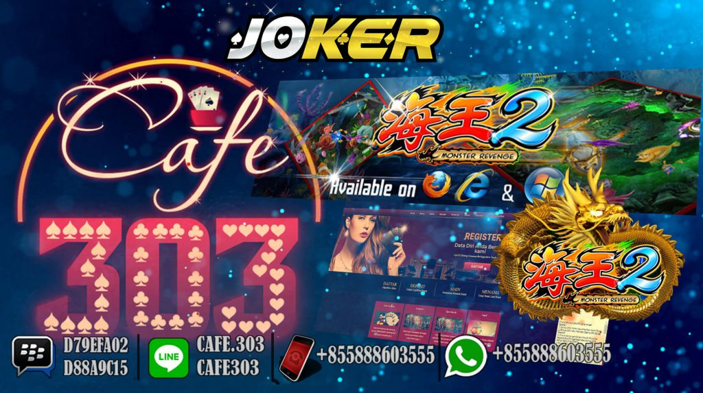 Bonus Jackpot Tembak Naga &quot;width =&quot; 1024 &quot;height =&quot; 573 &quot;/&gt; </p> <p> Berikut adalah wajah untuk melakukan pendaftarannya bersama agen judi online cafe303 untuk permainan <a href=