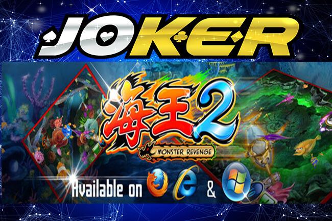 Situs Tembak Ikan Joker123 Bonus Terbesar 2018