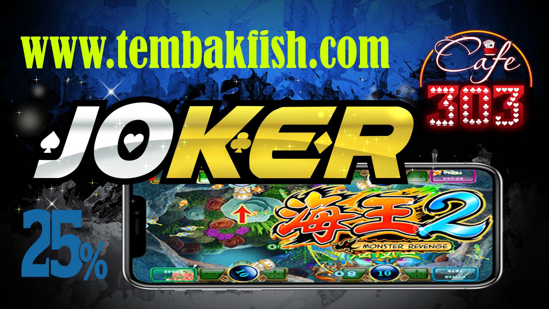 Situs Tembak Ikan Yang Resmi