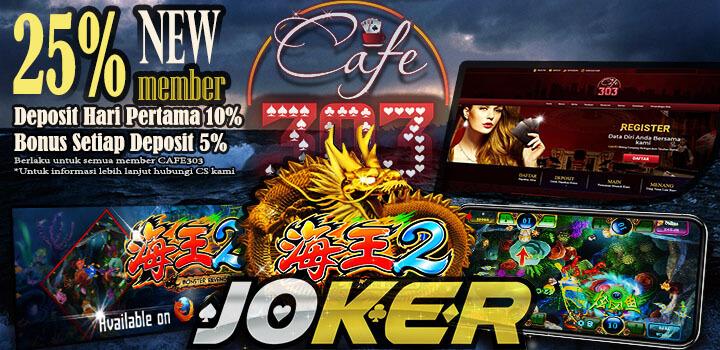 Promo Bonus Terbesar Agen Judi Joker123